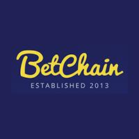 logo de la plataforma con criptomonedas betchain