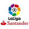 logo de la Liga Santander