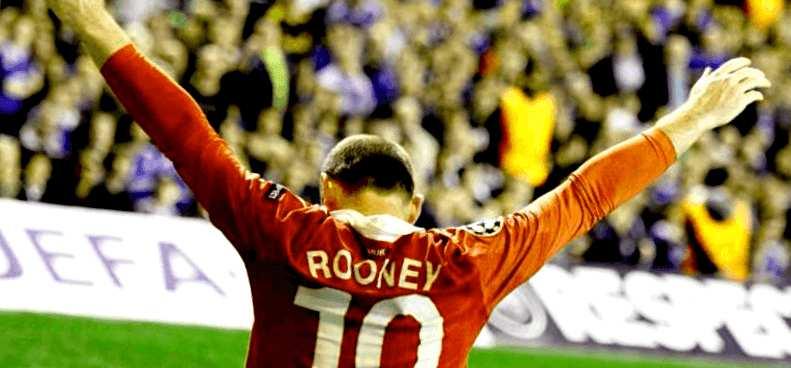 Rooney hizo ganar muchas apuestas de fútbol